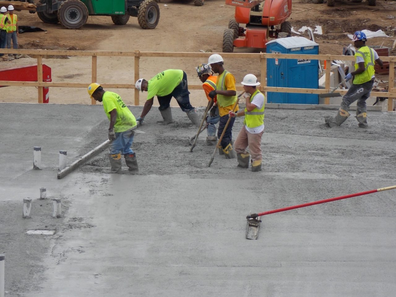 concrete contractor baltimore